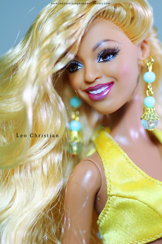 Beyonce Barbie Doll